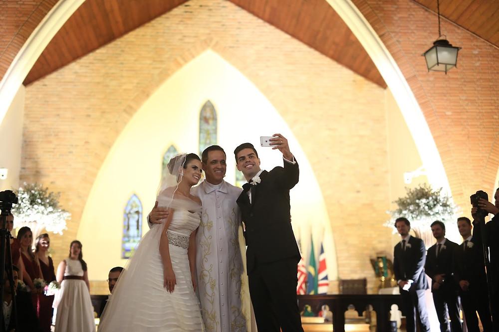 Casamento na Catedral Anglicana
