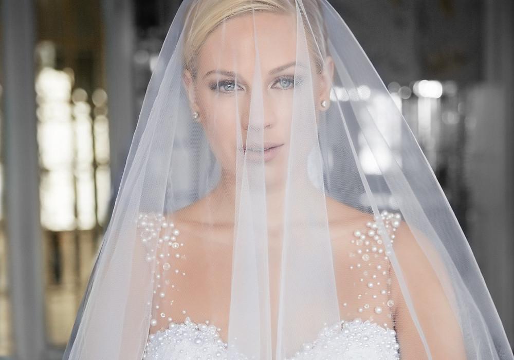 Véu de Noiva e Mantilhas: confira as tendências e estilos por Nova Noiva