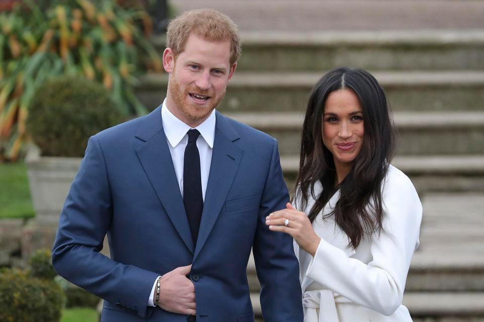 Casamento Príncipe Harry e Meghan Markle, Casamento Real