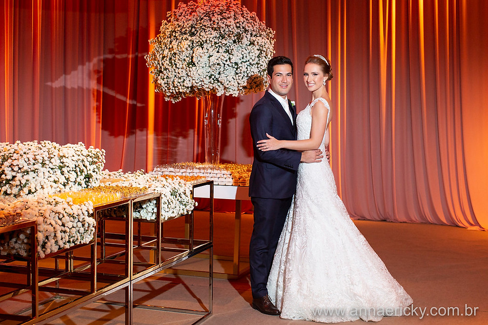 Casamento no Hotel Unique: Danielle e Dante