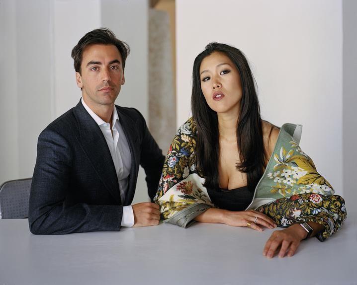 Kreativdirektoren Laura Kim und Fernando García
