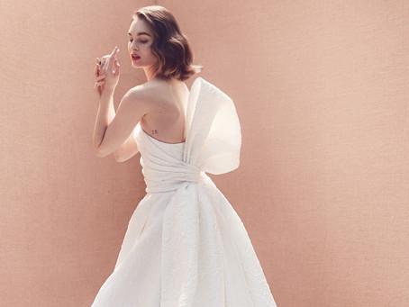 Coleção de Vestido de Noiva Oscar de la Renta