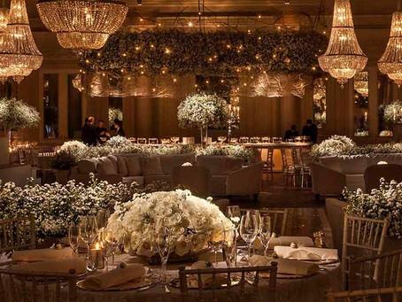 Classic Wedding Decoration Style by Renata Chapchap