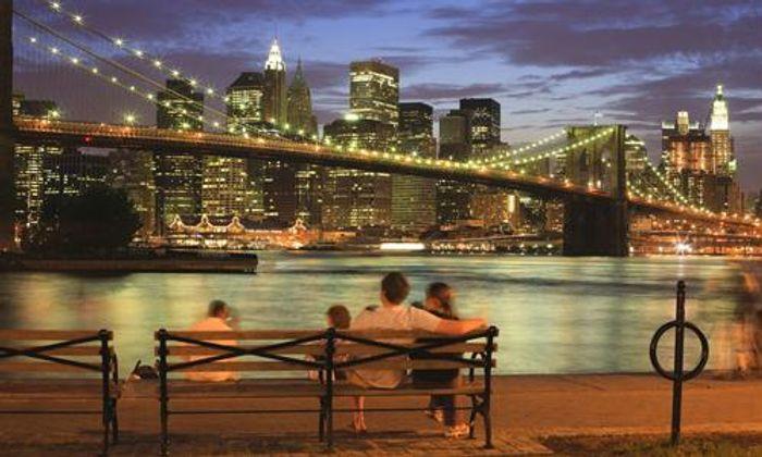 Flitterwochen in New York
