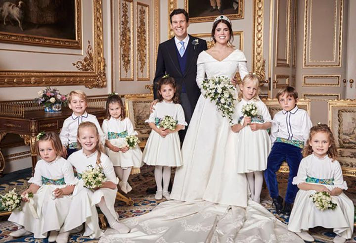Wedding of Princess Eugenie of York and Jack Brooksbank