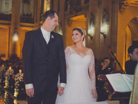 Casamento no Buffet França: Juliana e Rodrigo