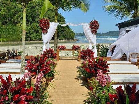 Decoraração de Casamento Praia: tendências e inspirações!
