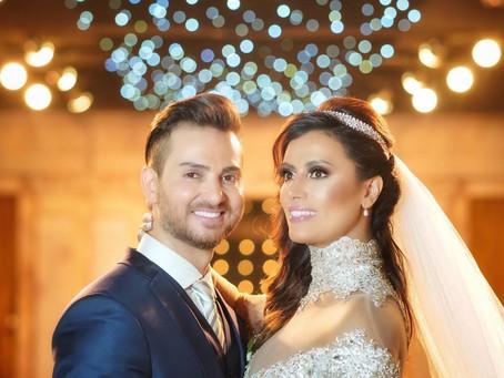 Casamento na Casa Petra: Gessi e Vandeir