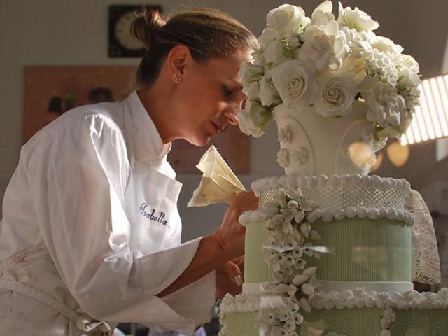 Bolo de Casamento | Isabella Suplicy |  Doces de Casamento | Blog de Casamento | Weddingg Blog de Casamento