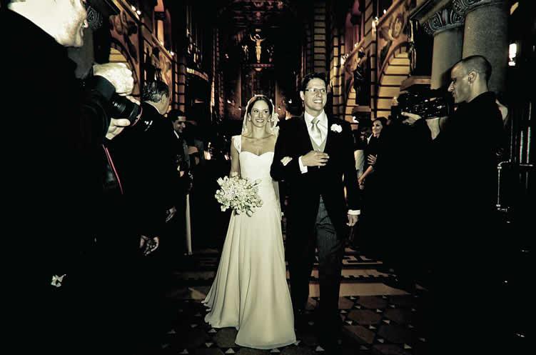 Casamento no Mosteiro de São Bento