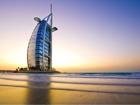 Lua de Mel em Dubai
