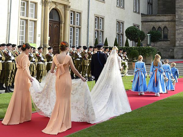 Casamento Real: Stefanie de Lannoy