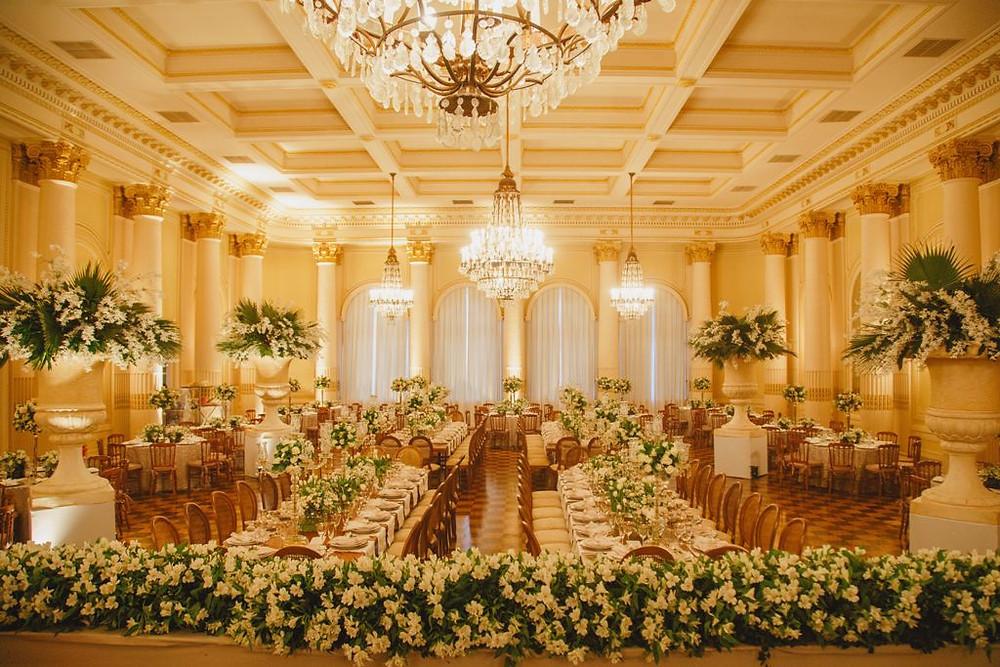 Casamento no Grande Hotel Araxá