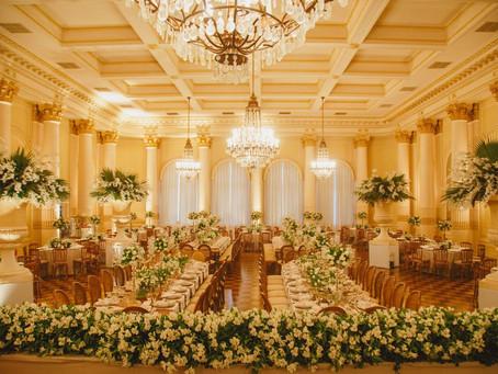 Casamento no Grande Hotel Araxá; dicas e informações