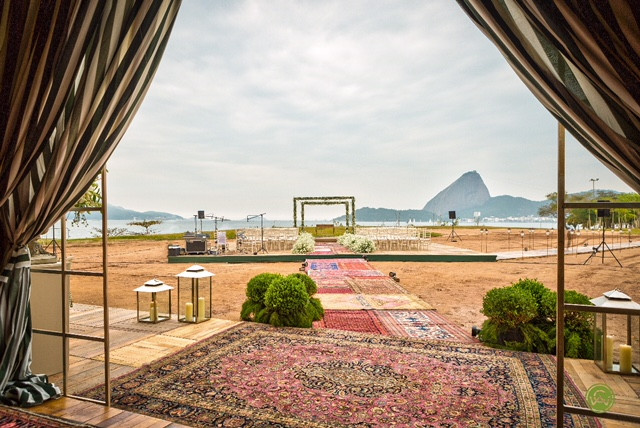 Casamento no Rio Marina da Glória