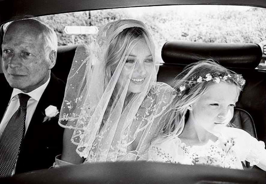 Casamento Famoso: Kate Moss e Jamie Hince