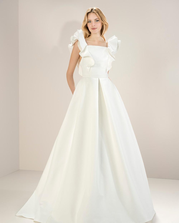 Vestido de Noiva Evasé   Noiva   Casamento    Blog de Casamento   Moda Noiva    Desfiles de Vestidos de Noiva