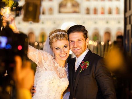 Classic Wedding: Sarah and Luiz Felipe