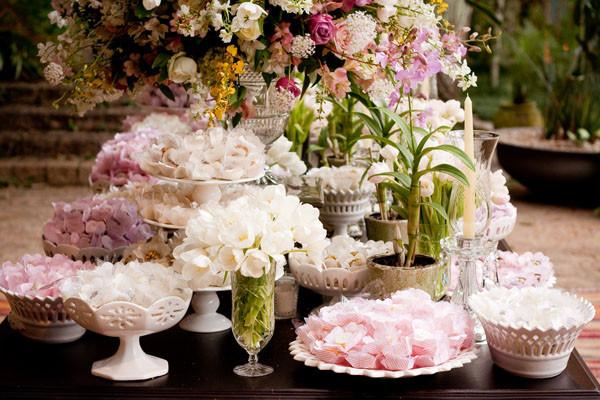 Decoração de Casamento Romantica | Casamento no Campo |  Weddingg Blog de Casamento | Noiva | Casamento