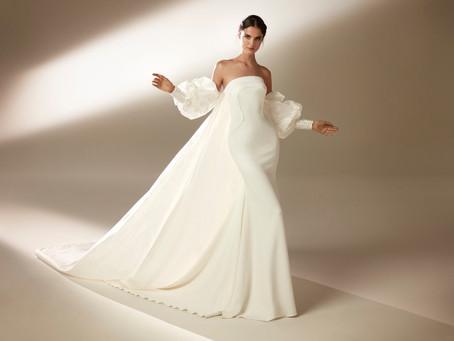 Mangas Bufantes: A nova tendência da Moda Bridal