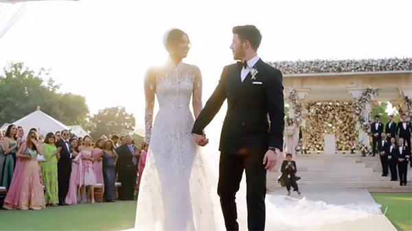 Casamento Famoso: Nick JonasePriyanka Chopra