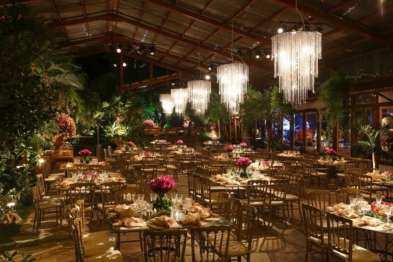 Espaços para Casamento em Minas Gerais