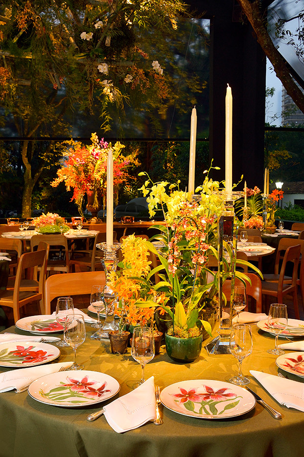 Decoração de Casamento Botânica no Club Hípico