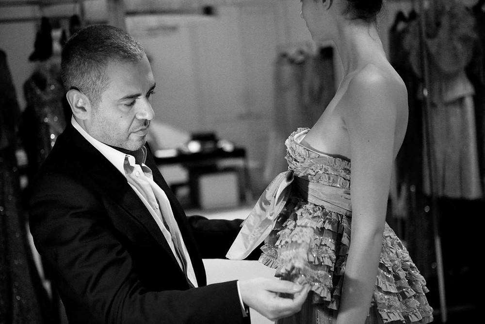 Elie Saab | Vestido de Noiva | Casamento  | Blog de Casamento | Moda Noiva |  Desfiles de Vestidos de Noiva