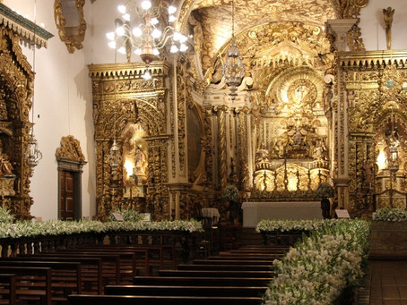 Casamento na Matriz de Santo Antônio de Tiradentes; dicas e procedimentos