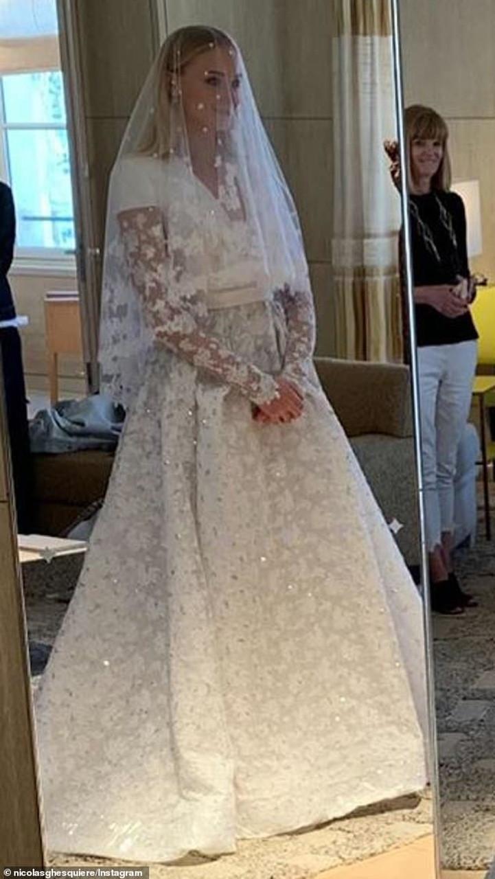 Wedding of Sophie Turner and Joe Jonas