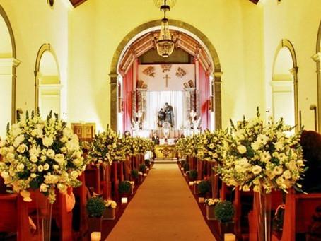 Casamento na Capela Pateo do Collegio; regras e procedimentos