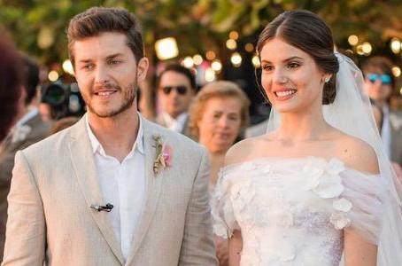 Casamento em Jericoacoara: Camila Queiroz e Kleber Toledo