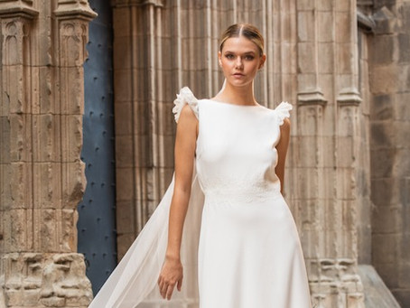 Collection de robes de mariée Cristina Tamborero