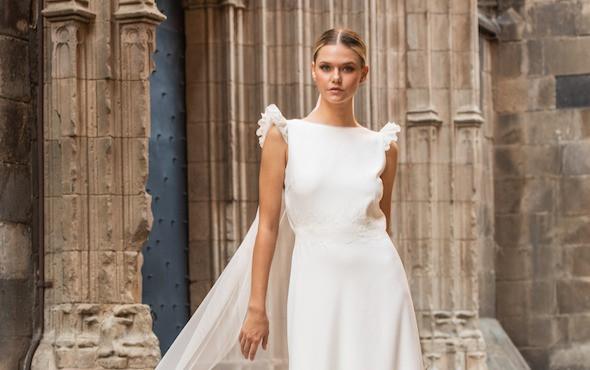 Coleção de Vestido de Noiva Cristina Tamborero 2021