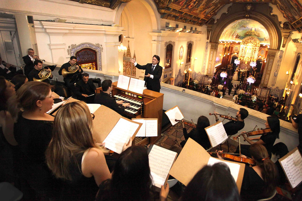 Coral e Orquestra | Coral Allegro |  Músicas para a Cerimonia de Casamento | Blog de Casamento | Weddingg Blog de Casamento