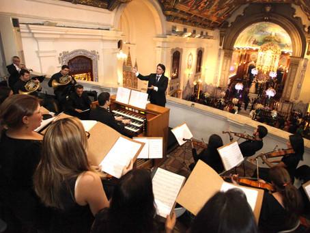 Como escolher as músicas para a cerimônia de Casamento por Coral Allegro