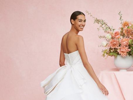 Coleção de Vestidos de Noiva Carolina Herrera