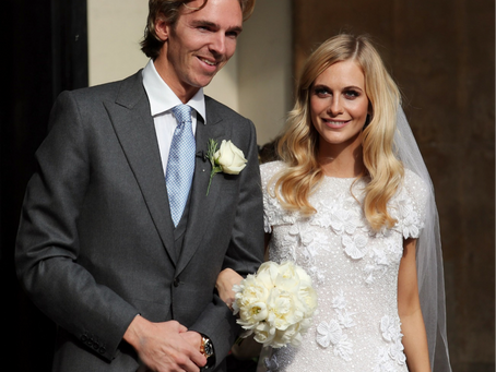 Casamento Famoso: Poppy Delavigne e James Cook