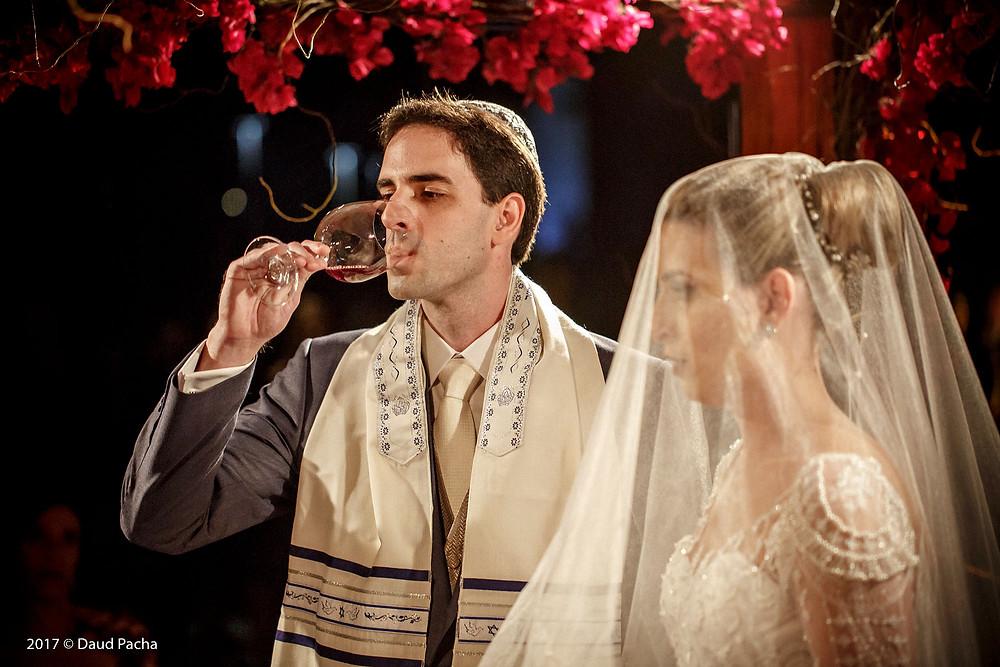 Casamento judaico no MAM: Michelle e Arthur
