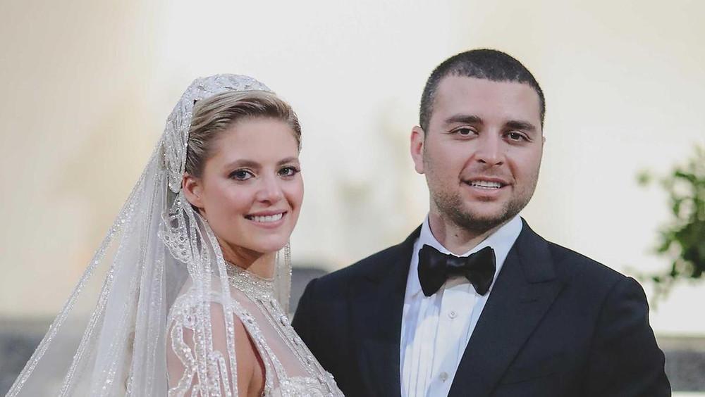 Mariage célèbre: Elie Saab Jr. et Christina Mourad