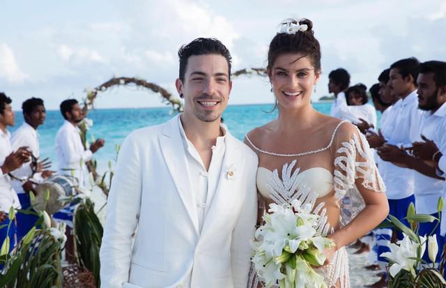 Casamento Famoso: Isabeli Fontana e Di Ferreiro