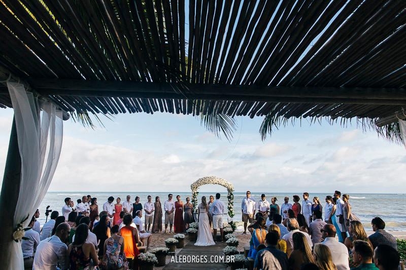 Casamento em Trancoso: Patricia e Diego