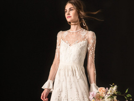 Coleção de Vestidos de Noiva Temperley London