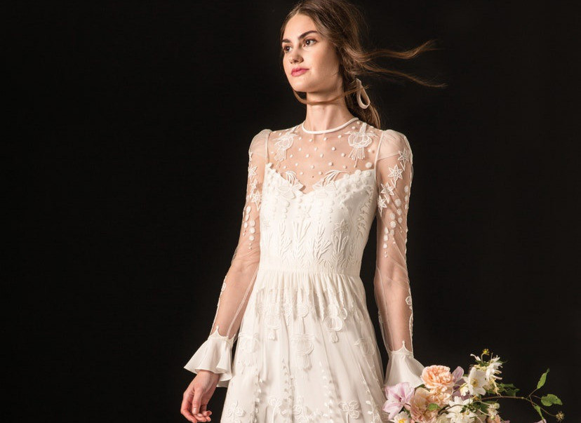 Vestidos de Noiva Temperley