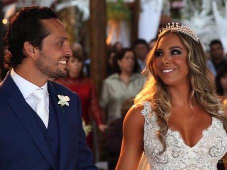 Casamento em Juquehy: Talissa e Rodrigo