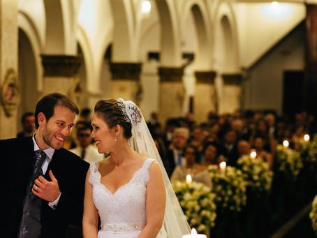 Casamento Clássico: Camila e Thiago no Jockey Club