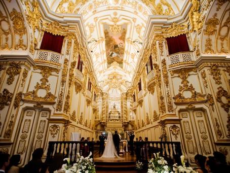 Casamento na Igreja Nossa Senhora do Monte do Carmo, dicas e procedimentos!