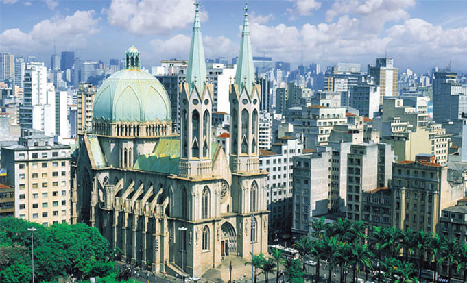 Casamento na Catedral da Sé