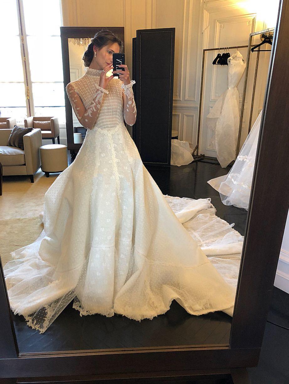 Vestido de Noiva Famoso