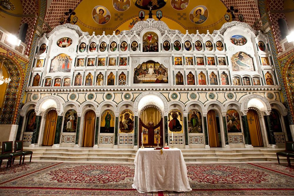 Casamento na Catedral Ortodoxa